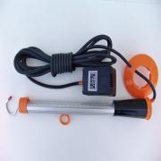 Переносной светильник LED с преобразователем 220/12 в
